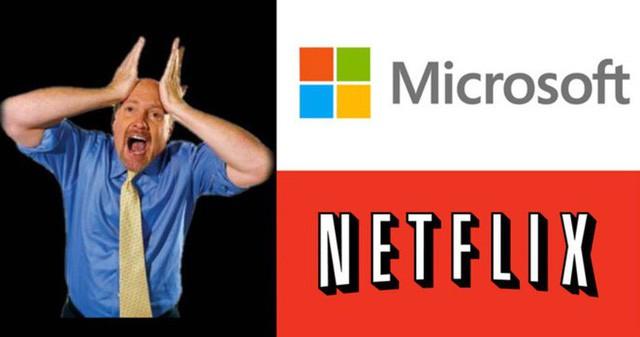 Chuyên gia dự báo Microsoft sẽ mua lại Netflix - Ảnh 1.
