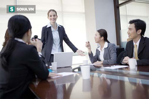 Muốn sự nghiệp thăng tiến, hãy thường xuyên nói 8 câu này ở nơi làm việc - Ảnh 1.