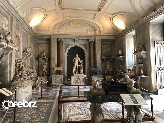 Vatican - Quốc gia nhỏ nhất thế giới, doanh nghiệp đặc biệt nhất hành tinh - kinh doanh và đầu tư ra sao? - Ảnh 6.