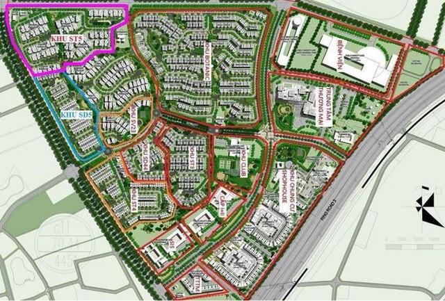 Cận cảnh khu đô thị đáng sống nhất Hà Nội muốn nhồi thêm nhà để bán - Ảnh 1.