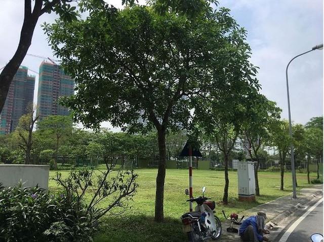 Cận cảnh khu đô thị đáng sống nhất Hà Nội muốn nhồi thêm nhà để bán - Ảnh 4.