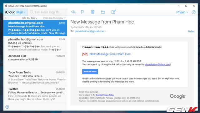 Đã có thể sử dụng tính năng gửi email bí mật trong Gmail, và đây là cách sử dụng - Ảnh 10.