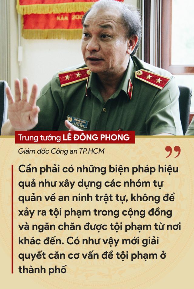 Những tuyên bố đanh thép của lãnh đạo về tội phạm cướp giật ở TP.HCM - Ảnh 2.
