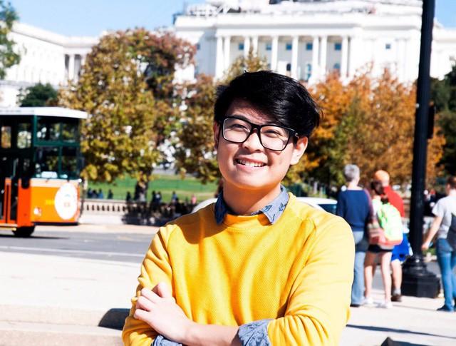 Du học sinh Việt kể chuyện đi làm tại Mỹ: Nếu người khác đánh mất cơ hội vì bạn giỏi, họ không có quyền trách bạn! - Ảnh 1.