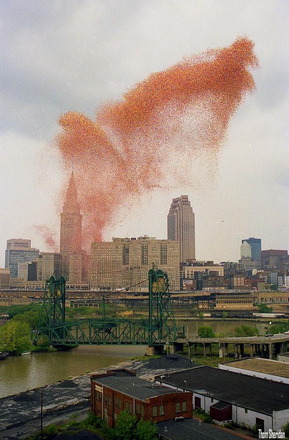 Lễ hội bóng bay Cleveland 1986: Sự kiện hoành tráng bỗng hóa thành thảm họa chết người sau khi 1,5 triệu quả bóng bay được thả - Ảnh 4.