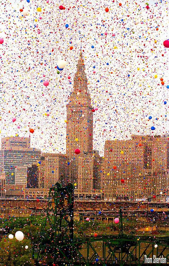 Lễ hội bóng bay Cleveland 1986: Sự kiện hoành tráng bỗng hóa thành thảm họa chết người sau khi 1,5 triệu quả bóng bay được thả - Ảnh 5.