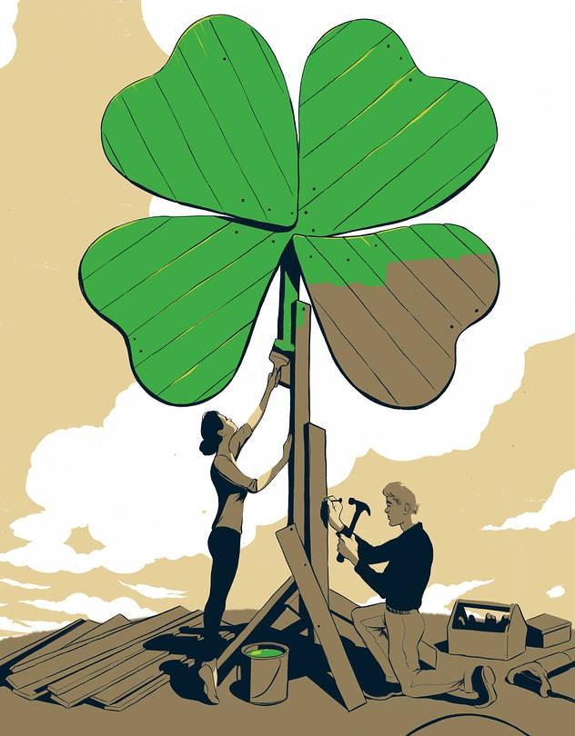 May mắn = Cơ hội + Sự chuẩn bị + Hành động: Đừng chờ cuộc sống cho ta cơ hội, hãy biết tự tao ra sự may mắn cho chính mình - Ảnh 1.