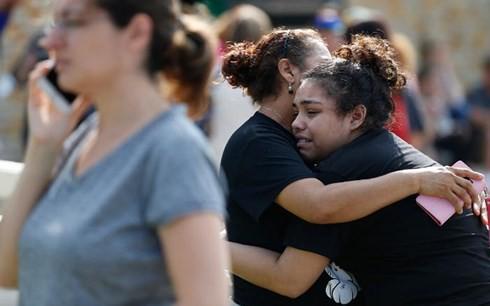 Xả súng trong trường học ở Mỹ, ít nhất 8 người thiệt mạng - Ảnh 2.