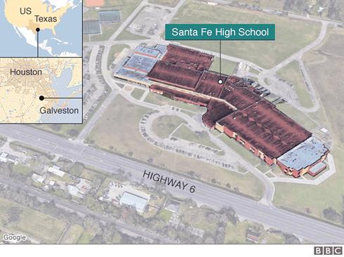 Xả súng trong trường học ở Mỹ, ít nhất 8 người thiệt mạng - Ảnh 3.