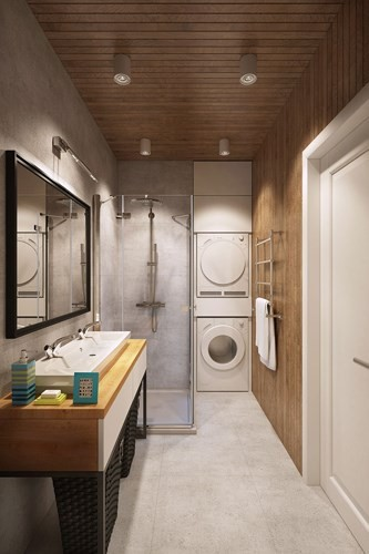 Thiết kế căn hộ sáng tạo theo phong cách Scandinavian - Ảnh 14.