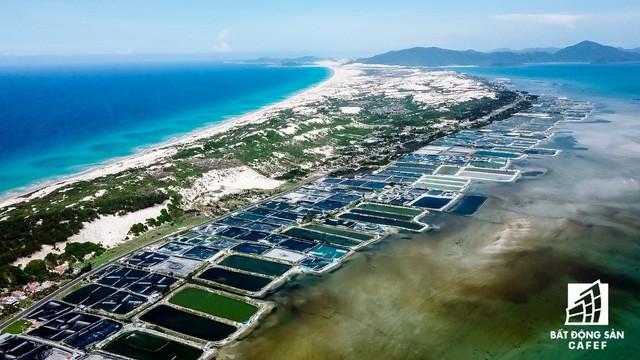 Cận cảnh Bắc Vân Phong nhìn từ trên cao, nơi đang diễn ra cơn sốt đất - Ảnh 17.