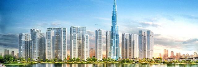 9 dự án quy mô hơn 200.000 tỷ đồng của Vingroup đang triển khai đến đâu? - Ảnh 1.