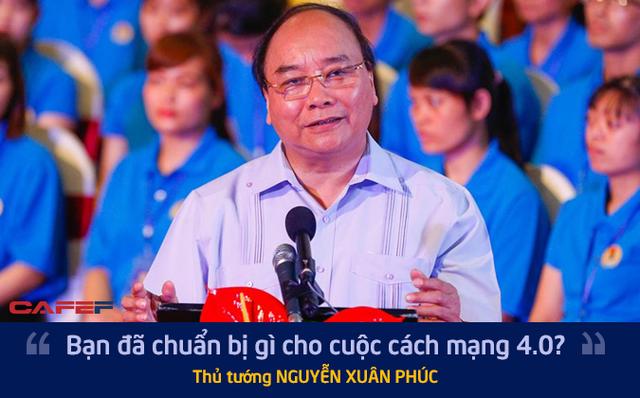 Công nhân dệt may đặt câu hỏi về đảm bảo việc làm thời cách mạng 4.0 và câu trả lời từ Thủ tướng - Ảnh 2.