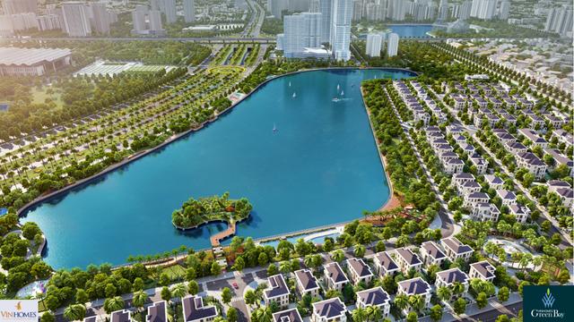 9 dự án quy mô hơn 200.000 tỷ đồng của Vingroup đang triển khai đến đâu? - Ảnh 3.
