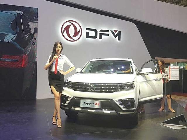Nếm thất bại, xe hơi Trung Quốc vẫn lao vào phân khúc Việt Nam - Ảnh 1.