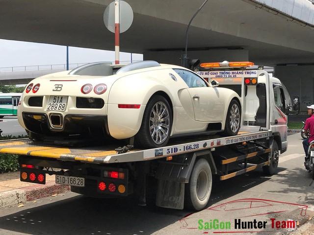 Bugatti Veyron độc nhất Việt Nam chính thức về tay ông chủ cafe Trung Nguyên  - Ảnh 3.