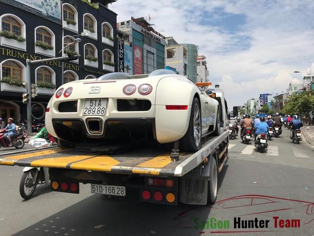 Bugatti Veyron độc nhất Việt Nam chính thức về tay ông chủ cafe Trung Nguyên  - Ảnh 4.