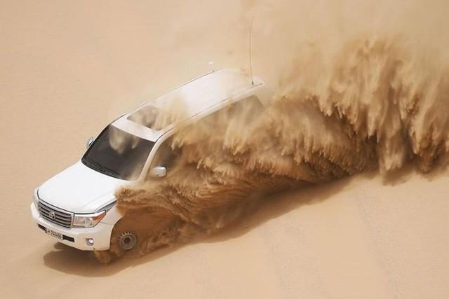 Hình ảnh đất nước Qatar hiện đại và đáng sống giữa sa mạc nóng bỏng - Ảnh 10.