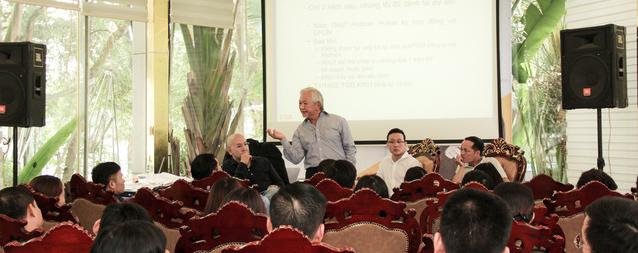 GS Phan Văn Trường và chiến lược thắng cả một siêu dự án mà không biết gì về chuyên môn, chỉ dựa bản đồ kịch sĩ trong nghệ thuật quản trị nhân sự - Ảnh 2.