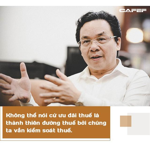"""PGS.TS Hoàng Văn Cường: Khoảng trống về luật đang """"tạo điều kiện"""" cho đầu cơ, găm đất ở đặc khu! - Ảnh 2."""