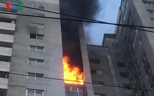 Chung cư Bắc Hà Fodacon từng bị phạt do không đảm bảo an toàn phòng cháy - Ảnh 2.