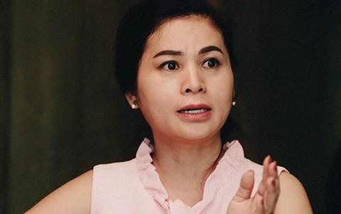Bà Lê Hoàng Diệp Thảo đăng facebook chỉ tên 4 người đang thao túng Trung Nguyên - Ảnh 1.