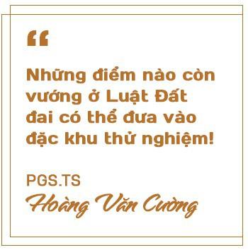 """PGS.TS Hoàng Văn Cường: Khoảng trống về luật đang """"tạo điều kiện"""" cho đầu cơ, găm đất ở đặc khu! - Ảnh 6."""