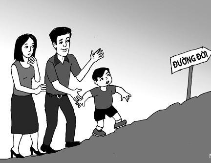90% các bậc cha mẹ mắc những sai lầm này khiến con cái của họ không thể thành công - Ảnh 2.