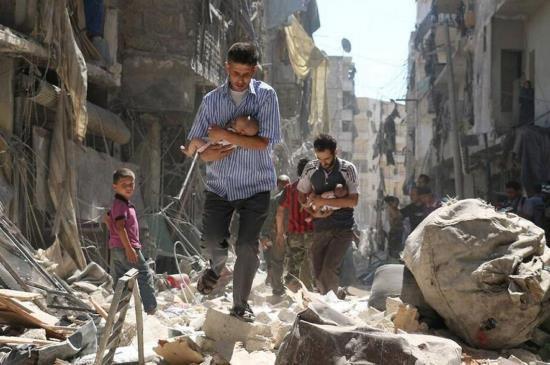Lý do Trung Quốc đang bước vào Syria, với rất nhiều tiền - Ảnh 1.