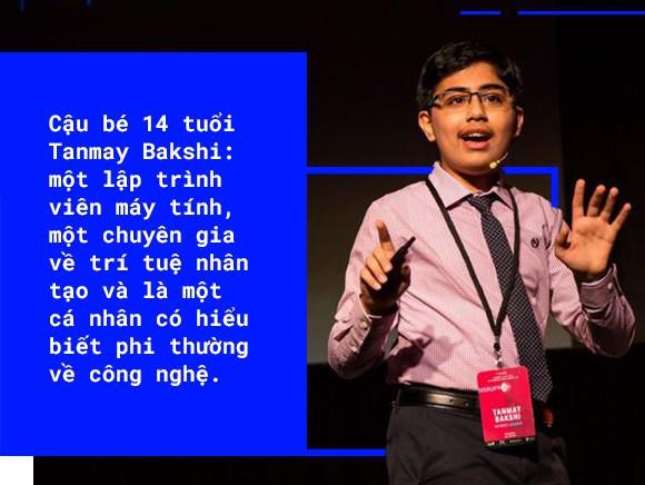 Chân dung Tanmay Bakshi: 14 tuổi, đang làm cố vấn cho IBM, là chuyên gia về AI, học lập trình từ năm 5 tuổi - Ảnh 1.
