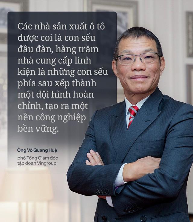 Chiến tướng VINFAST giải thích mhữngh làm xế hộp thương hiệu Việt - Ảnh 1.