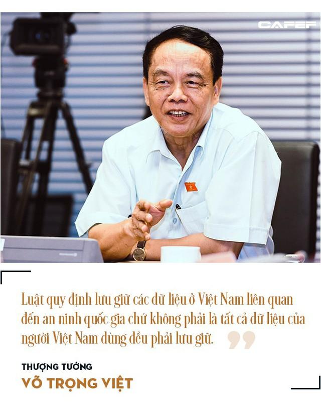 Thượng tướng Võ Trọng Việt: Không gian mạng yên ổn thì chủ quyền an ninh đất nước mới có thể ổn định 3