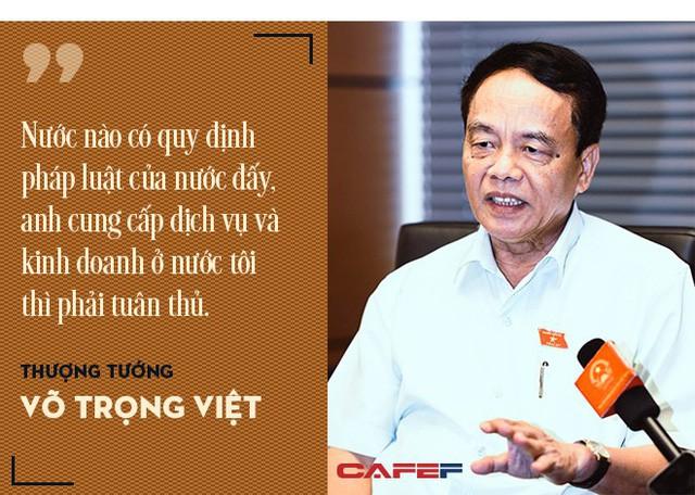 Thượng tướng Võ Trọng Việt: Không gian mạng yên ổn thì chủ quyền an ninh đất nước mới có thể ổn định 4