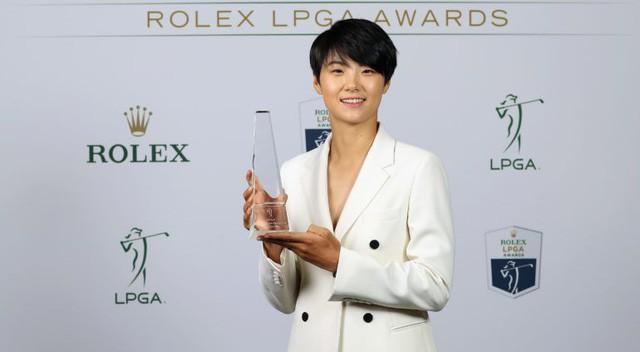 Nữ hoàng mới của làng golf thế giới Park Sung Huyn: Bóng hồng xinh đẹp, tài năng với phong cách lạnh lùng và thành tích đáng nể  - Ảnh 5.