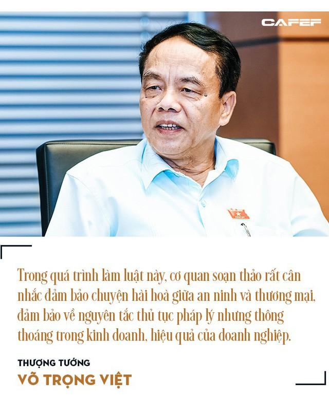 Thượng tướng Võ Trọng Việt: Không gian mạng yên ổn thì chủ quyền an ninh đất nước mới có thể ổn định 6