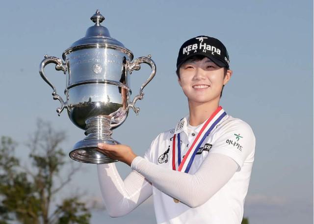 Nữ hoàng mới của làng golf thế giới Park Sung Huyn: Bóng hồng xinh đẹp, tài năng với phong cách lạnh lùng và thành tích đáng nể  - Ảnh 6.