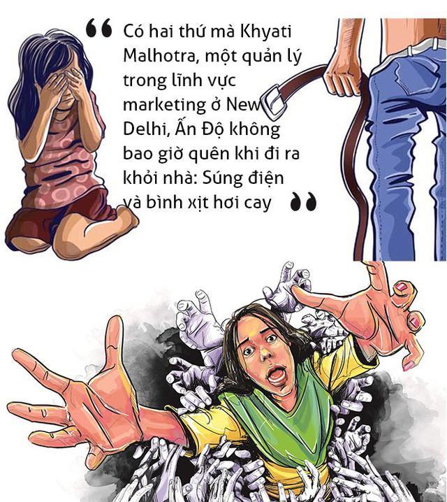 Những điều khó tưởng tượng về nạn tấn công tình dục ở nền kinh tế lớn thứ 3 châu Á - Ảnh 6.