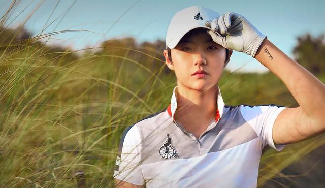 Nữ hoàng mới của làng golf thế giới Park Sung Huyn: Bóng hồng xinh đẹp, tài năng với phong cách lạnh lùng và thành tích đáng nể  - Ảnh 8.