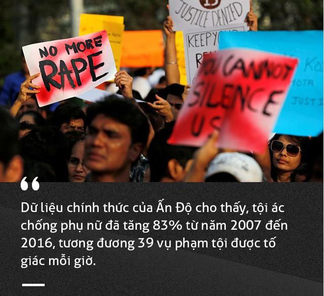 Những điều khó tưởng tượng về nạn tấn công tình dục ở nền kinh tế lớn thứ 3 châu Á - Ảnh 9.