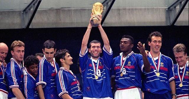 Những thành tích kỷ lục của dị nhân Zidane khiến cả thế giới thán phục - Ảnh 1.