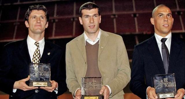 Những thành tích kỷ lục của dị nhân Zidane khiến cả thế giới thán phục - Ảnh 2.