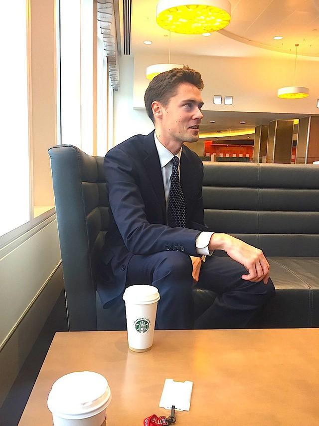 Cuộc sống hàng ngày bận rộn của thanh niên 28 tuổi đang làm việc ở Credit Suisse - Ảnh 1.