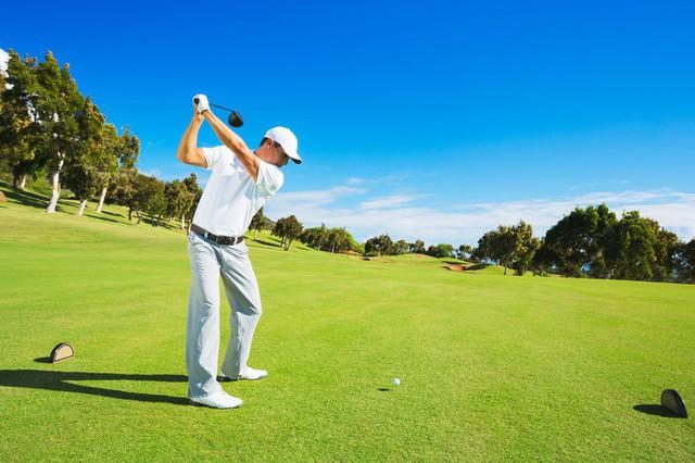 Phái đẹp sẽ không phải hối tiếc khi yêu những chàng trai chơi golf và đây là lý do tại sao! - Ảnh 1.