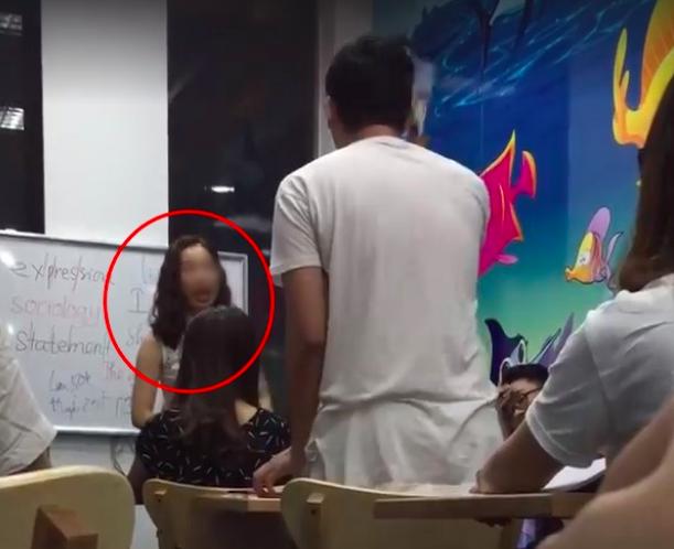Sốc với clip cô giáo tiếng Anh xưng hô mày - tao, chửi học viên là con lợn và đuổi ra khỏi lớp vì không chịu đóng phạt 100k - Ảnh 3.