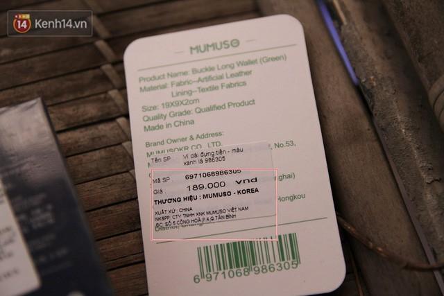 Đại diện Mumuso lên tiếng sau khi truyền thông Hàn nghi ngờ thương hiệu này đang lừa dối người tiêu dùng Việt - Ảnh 9.