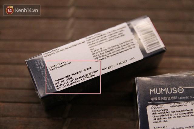 Đại diện Mumuso lên tiếng sau khi truyền thông Hàn nghi ngờ thương hiệu này đang lừa dối người tiêu dùng Việt - Ảnh 10.