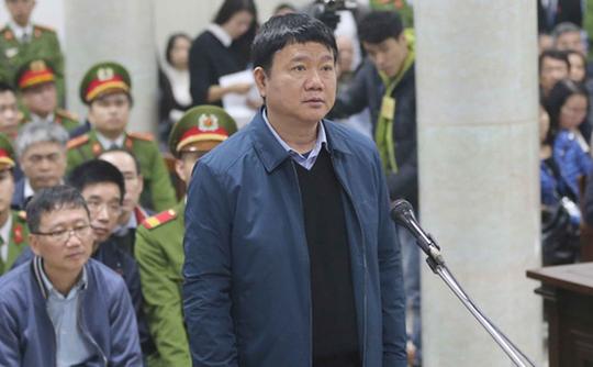 Sáng nay, ông Đinh La Thăng hầu tòa phúc thẩm - Ảnh 1.