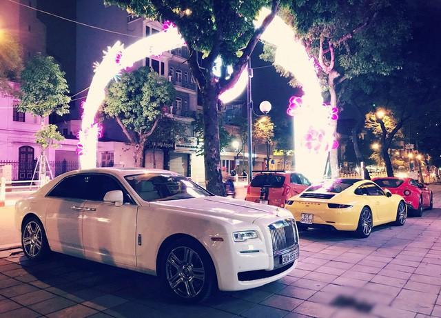 Không chỉ buôn đồng hồ chục tỷ, đại gia Hà Nội này còn sở hữu bộ sưu tập siêu xe khủng - Ảnh 2.
