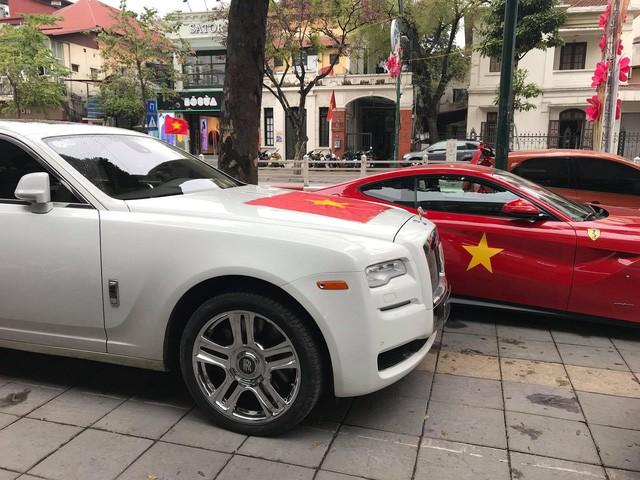 Không chỉ buôn đồng hồ chục tỷ, đại gia Hà Nội này còn sở hữu bộ sưu tập siêu xe khủng - Ảnh 15.