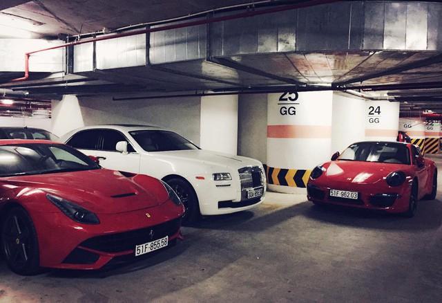 Không chỉ buôn đồng hồ chục tỷ, đại gia Hà Nội này còn sở hữu bộ sưu tập siêu xe khủng - Ảnh 4.